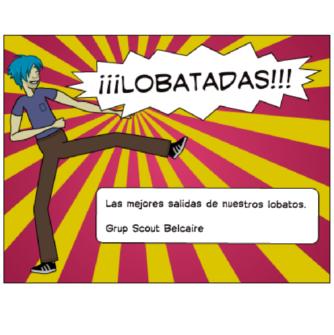 Manada: LOBATADAS 5 – El niño crupuloso